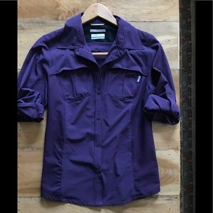 COLUMBIA - Omni Shade Sun Protection Shirt